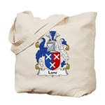 Lane Family Crest Tote Bag