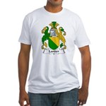Lander Family Crest Fitted T-Shirt