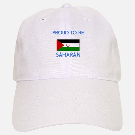 Proud to be Saharan Cap