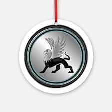 Griffin Magic Ornament (Round)