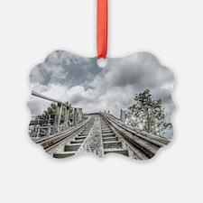 Unique Roller Ornament