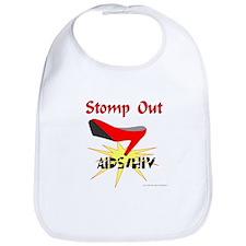 AIDS/HIV AWARENESS Bib