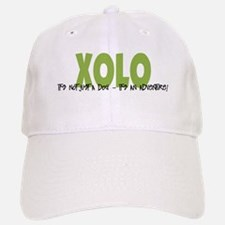 Xolo IT'S AN ADVENTURE Baseball Baseball Cap