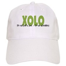 Xolo IT'S AN ADVENTURE Baseball Cap