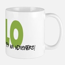 Xolo IT'S AN ADVENTURE Mug
