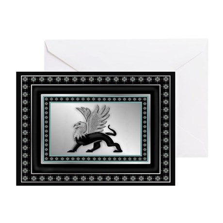 Griffin Magic Greeting Cards (Pk of 10)