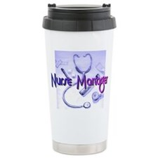 Funny Nurse Travel Mug