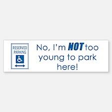 Bumper Car Car Sticker