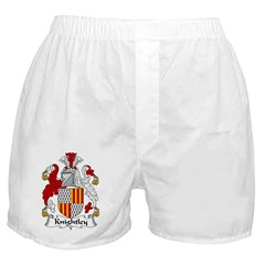 Knightley Family Crest Boxer Shorts