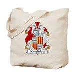 Knightley Family Crest Tote Bag