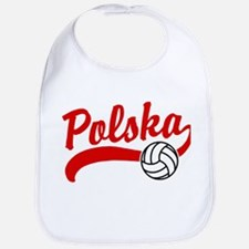 Polska Volleyball Bib