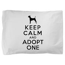 Smooth Fox Terrier Pillow Sham