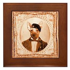 Xolo RUPERT Framed Tile