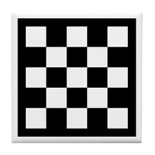 Baby Visual Stimulation Tile (Checkers)