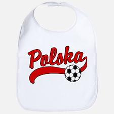 Polska Soccer Bib