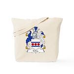Kilby Family Crest Tote Bag