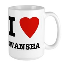 I love Swansea Mug
