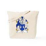 Kidd Family Crest Tote Bag