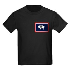 Wyoming State Flag T
