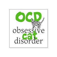 Cat Disorder Sticker