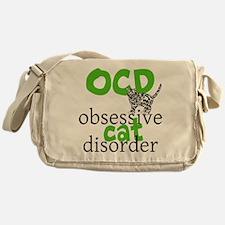 Cat Disorder Messenger Bag
