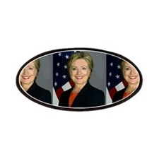 hillary clinton Patch