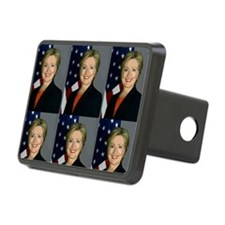 hillary clinton Hitch Cover