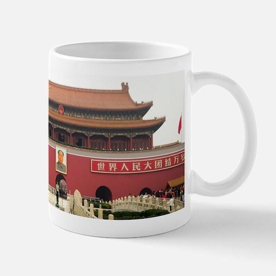 Forbidden City Southern Gate Large Mugs
