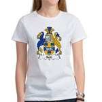 Kett Family Crest Women's T-Shirt