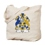 Kett Family Crest Tote Bag