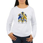 Kett Family Crest Women's Long Sleeve T-Shirt