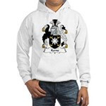 Kerne Family Crest Hooded Sweatshirt