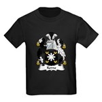 Kerne Family Crest Kids Dark T-Shirt