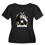 Kerne Family Crest Women's Plus Size Scoop Neck Da