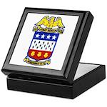 USS JONAS INGRAM Keepsake Box