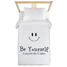 Be Yourself Twin Duvet