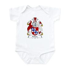 Kelsey Family Crest Infant Bodysuit