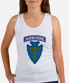 36th Infantry Division - Airborne Tank Top