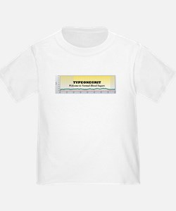 Typeonegrit Graph T-Shirt