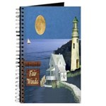 Fair Winds Lighthouse Cottage Journal