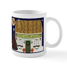 Irish Christmas Cottage (Gaelic) Mug