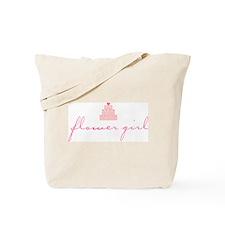 Flower Girl (Cake) Tote Bag