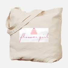Flower Girl (Cake) Tote Bag