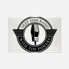 Cute Podcast Rectangle Magnet
