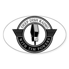 Funny Podcast Decal
