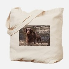 Curly Coated Retriever-3 Tote Bag