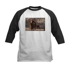 Curly Coated Retriever-3 Tee