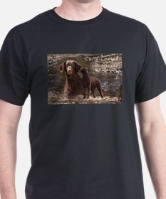 Curly Coated Retriever-3 T-Shirt