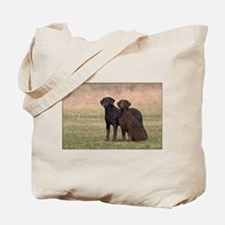 Curly Coated Retriever-5 Tote Bag
