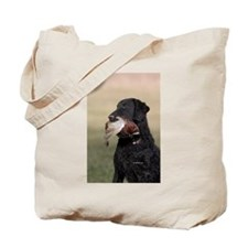 Curly Coated Retriever-6 Tote Bag